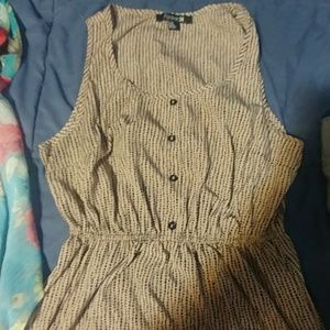 Forever 21 high lo Dress